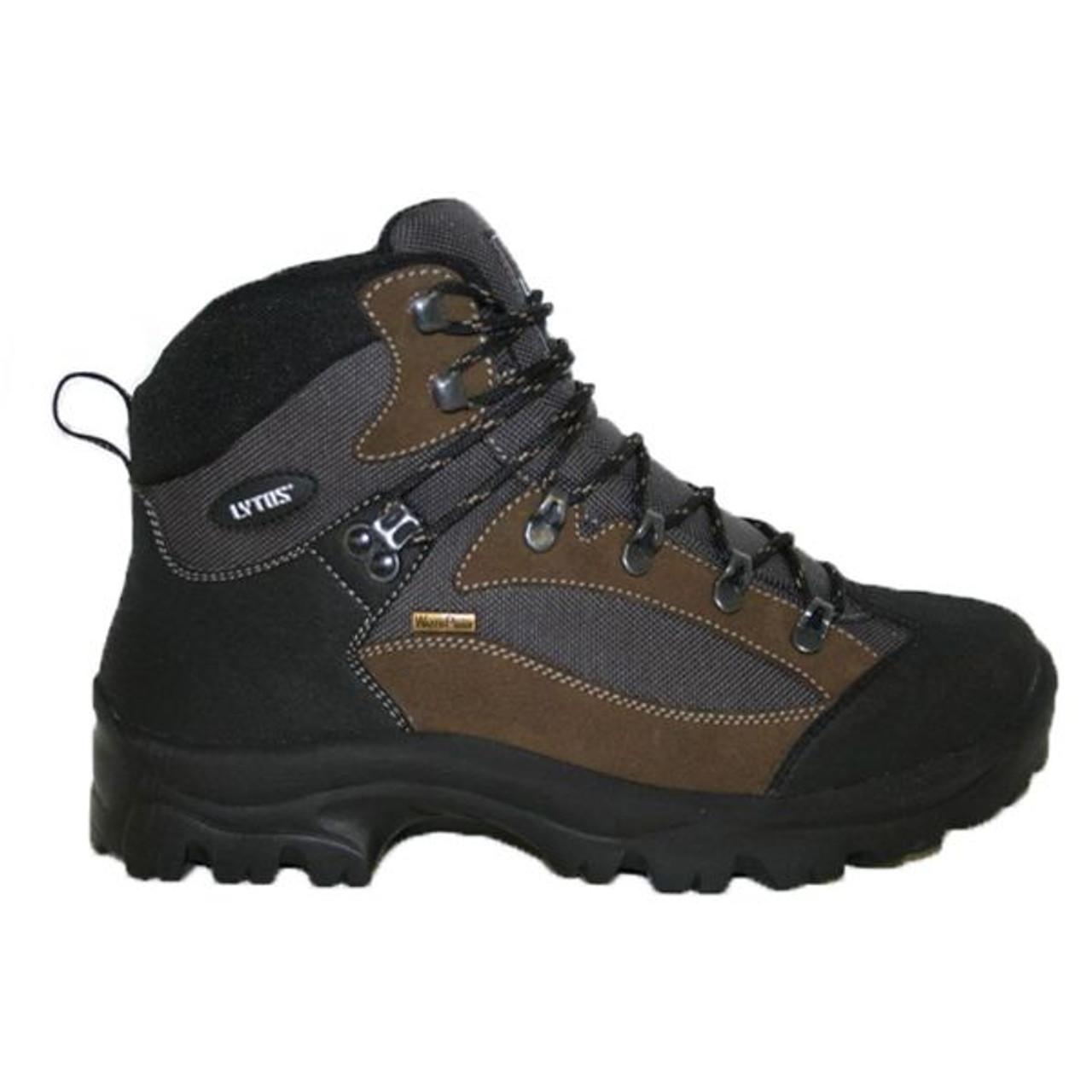 Lytos trekking shoes waterproof and