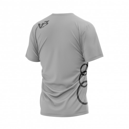 3 Ring Side Body Tee - Back