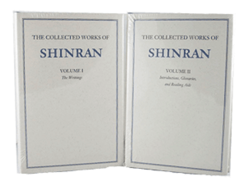 The Collected Works of Shinran-Vol. 1 & 2