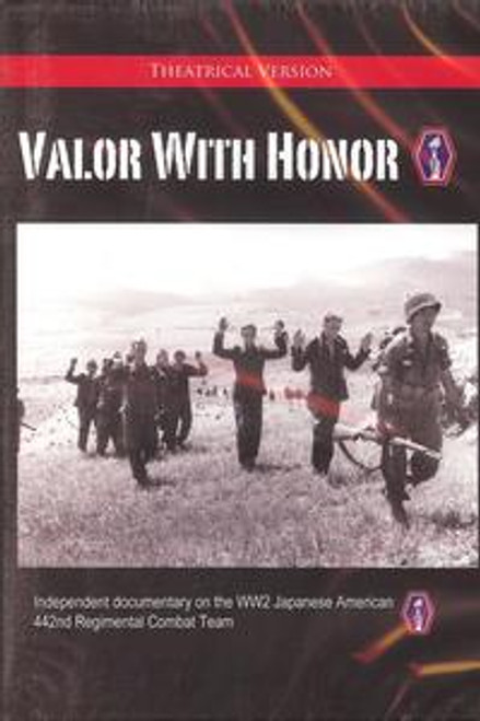Valor With Honor DVD
