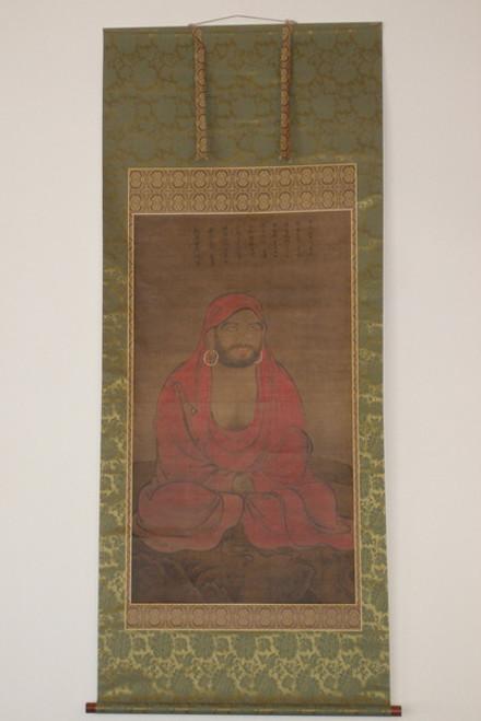 Scroll - Bodhidharma