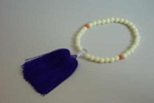 Women's Onenju - White Beads
