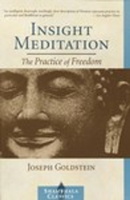 Insight Meditation - The Practice of Freedom
