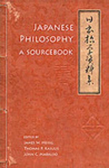 Japanese Philosophy A Sourcebook