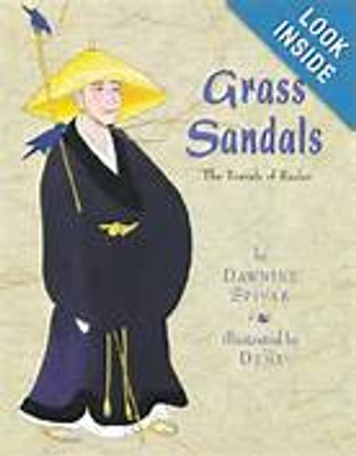 Grass Sandals - The Travels of Basho