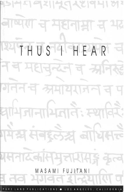 Thus I Hear