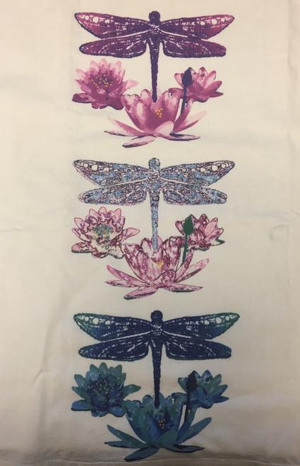 Tea Towel - Dragonfly