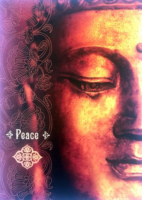 Blank Card - Peace