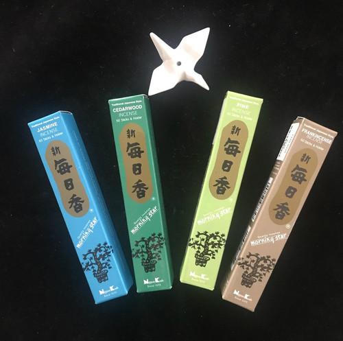 Incense Gift Set