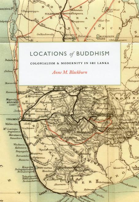 Locations of Buddhism