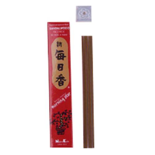 Morning Star - Sandalwood 50 sticks