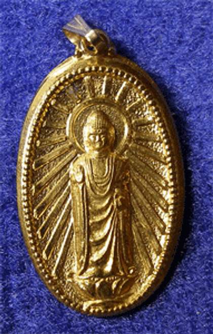 Pendant - Amida Buddha