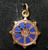 Pendant - Dharma Wheel 9120-0102