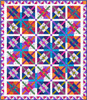 Points of Hue Quilt #1