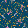 1631-76 Teal || Swan Lake -Digital