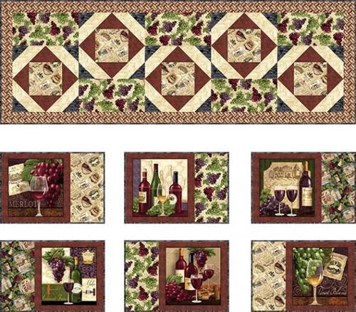 Vineyard Valley Table Set