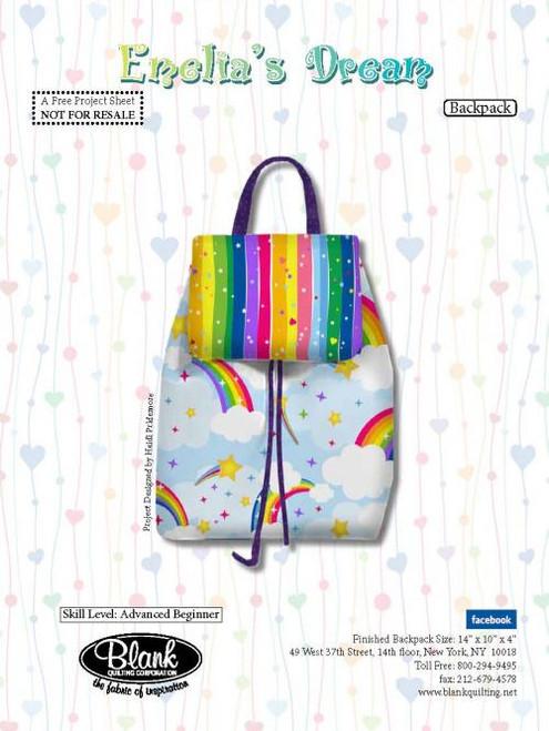 Emelia's Dream Backpack
