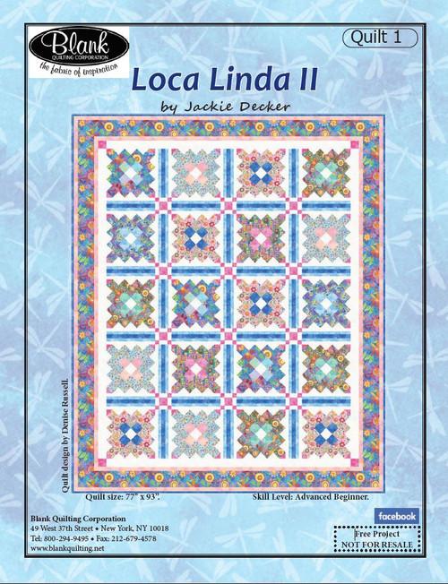 Loca Linda Quilt #1