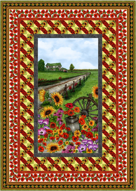 Prairie Lane Quilt #1