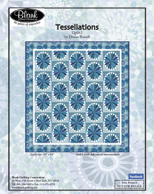 Tessellations Quilt #2