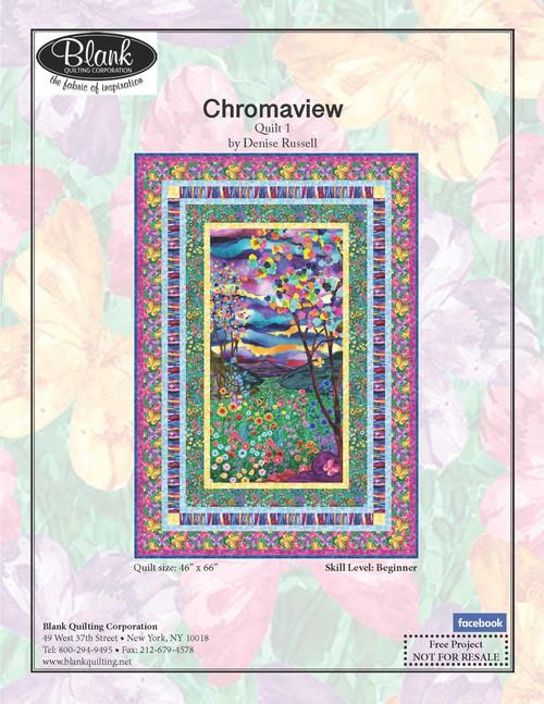 Chromaview Quilt #1