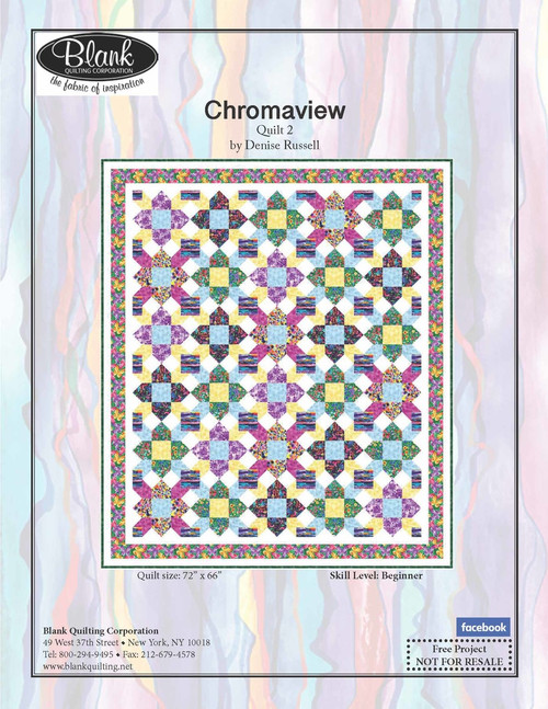 Chromaview Quilt #2