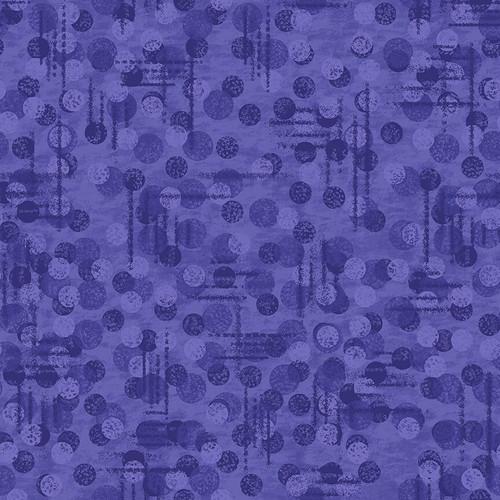 "1230-55 Purple   Jot Dot 108"""