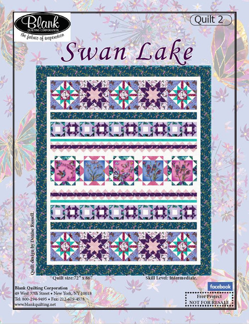 Swan Lake Quilt #2