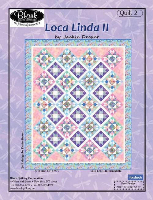 Loca Linda II Quilt #2