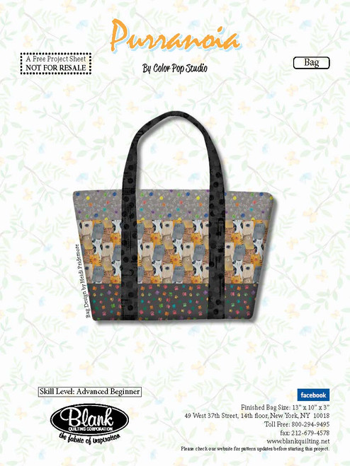 Purranoia Bag