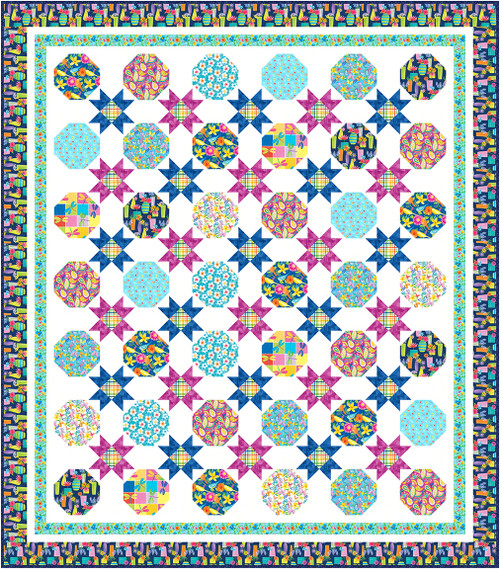 Bloom Bouquet II Quilt #2