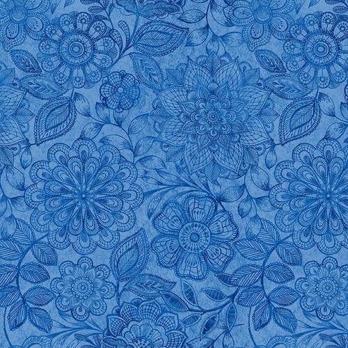 "2072-77 Blue ||Eufloria 108"""