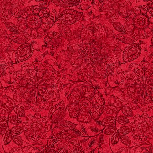 """2072-88 Red   Eufloria 108"""""""