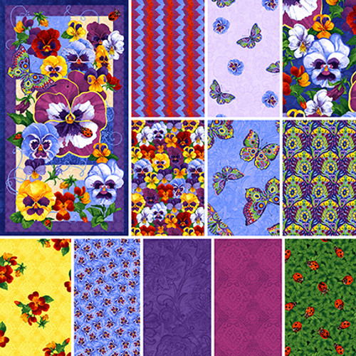 Pansy Prose Full Collection || Pansy Prose