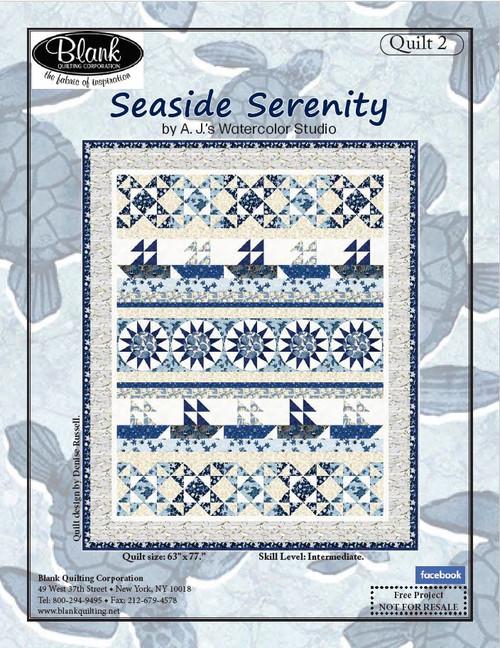 Seaside Serenity Quilt #2