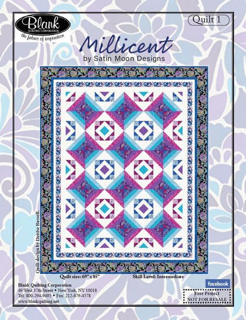 Millicent Quilt #1