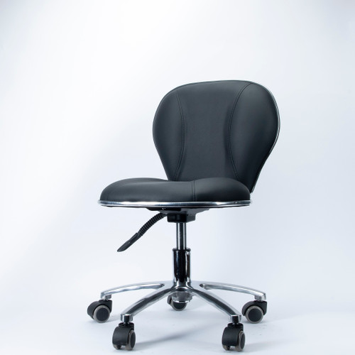 208 Stool chair Black
