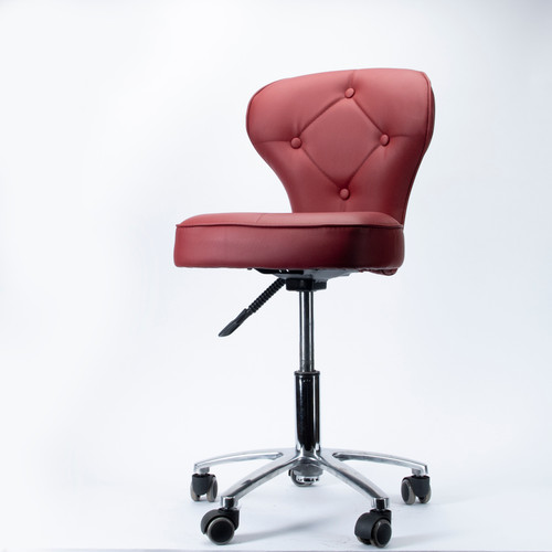 258 Staff Chair Burgundy
