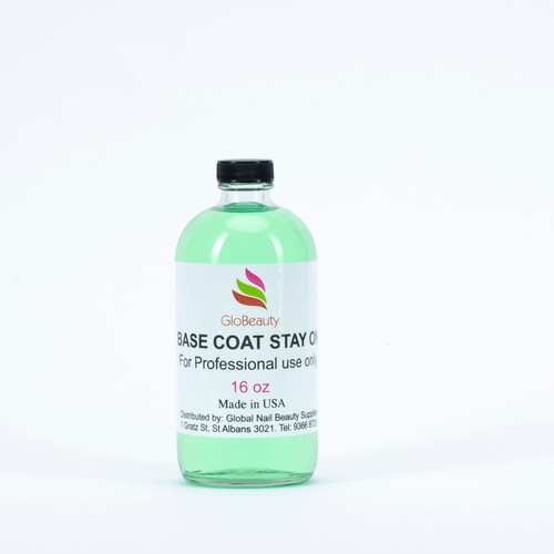 Base coat stay on 16Oz