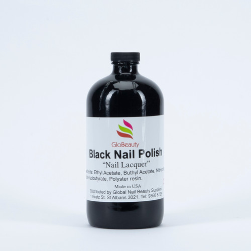 Black Nail polish 32Oz