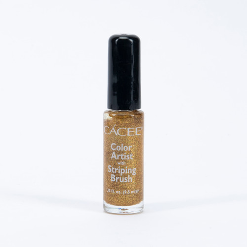 Cacee Glitters Gold