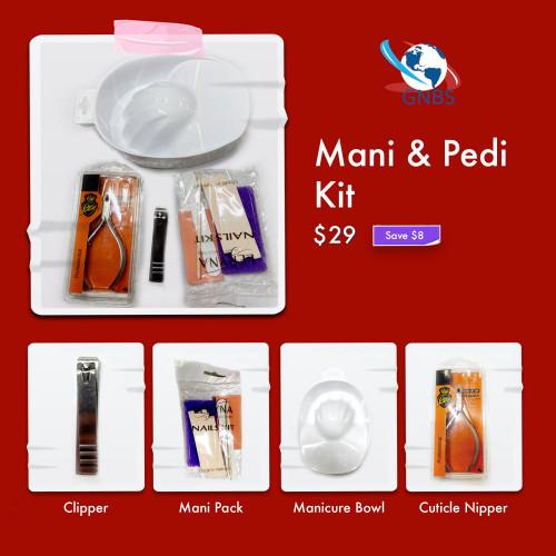 Mani & Pedi Kit