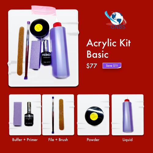 Acrylic Kit Basic