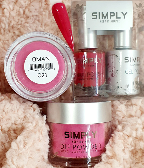 Simply 3in1 O-21