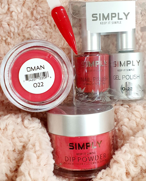 Simply 3in1 O-22