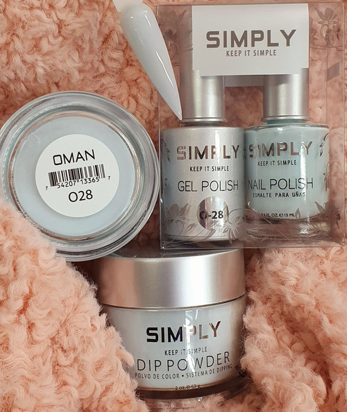 Simply 3in1 O-28