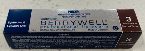 Berrywell Natural Brown 3.0