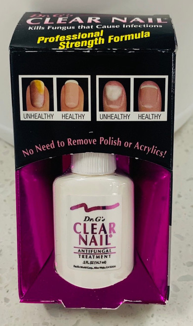Dr G's Clear Nail