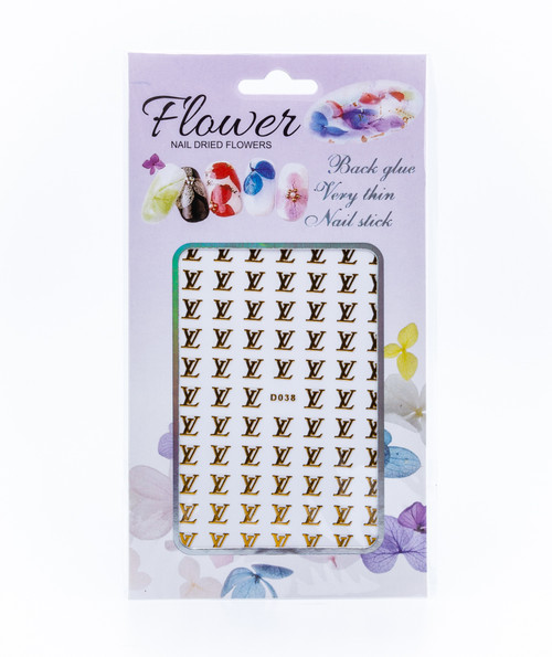 Nail Stickers 001
