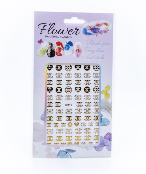 Nail Stickers 004